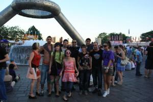 Българи на Фестивала в Детроит